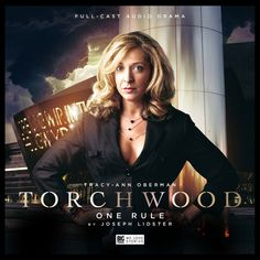 Big Finish Audio Torchwood 1.4. One Rule