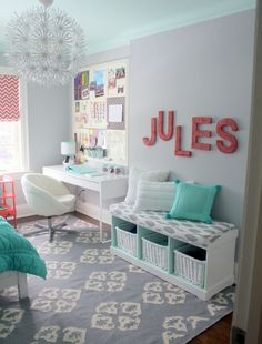 Big girl room