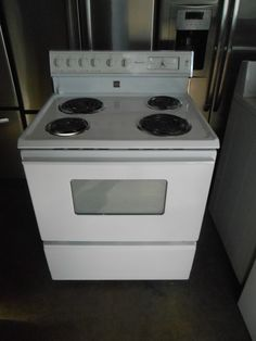 Appliance City Ge 30 Inch Free Standing Electric Range