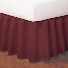 magic skirt is the wrap around bedskirt that goes on