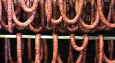 Boudin at Johnson's Bouccanaire Minden, Sausage, Bacon, Homemade, Meat, Recipes, Food, Tulle, Home Made