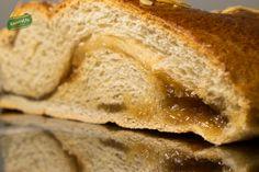 Τσουρέκια γεμιστά με Κρέμα Κάστανο Sweet Buns, Sweet Pie, Bread, Food, Brot, Essen, Baking, Meals, Breads