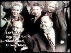 THIS IS YOUR LIFE STAN LAUREL / OLIVER HARDY, BUSTER KEATON - Full Production - Captioned