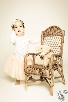easter baby photography