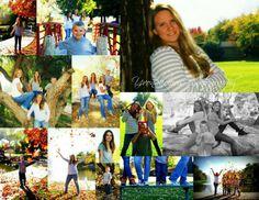 Outdoor Fall Family Portraits. Yvonalicious Photography.  East bay Area CA