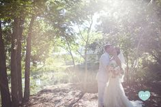 Overlooking the back river @ The Tybee Island Wedding Chapel!  This couple is so romantic!!