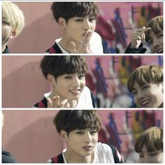 Jungkook YAAAAAAA! SH*T DOWN! MY EYEBALLS! (perfection) ❤ FIRE MV Teaser #BTS #방탄소년단