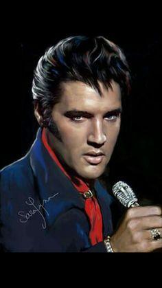 Elvis 68 Comeback Special by Sara Lynn