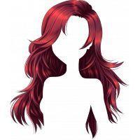 Resultado de imagen para cabello rubio con puntas rosas corazon de melon