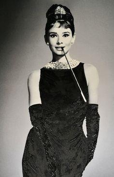 Audrey Hepburn, Colazione da Tiffany ('61).