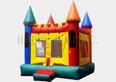 Castle 2 (11x11) : Inflatable Bouncers   13X13