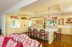 17 Adorable Kitchen Designs In French Country Style