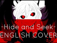 """Hide and Seek"" (Vocaloid) English Cover by Lizz Robinett Best Songs, Love Songs, Spirit Halloween, Happy Halloween, Singing Course, Dream Cast, Otaku Problems, Little Games, Instagram And Snapchat"