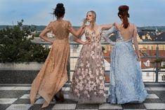 Jihočeská návrhářka Viktorija Morozová se rozhodla zpřístupnit svou tvorbu širší klientele. Nová kolekce Lace Paradise je určenak zapůjčení. Bridesmaid Dresses, Wedding Dresses, Lace, Fashion Design, Bridesmade Dresses, Bride Dresses, Bridal Gowns, Racing