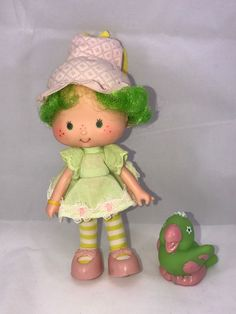 Vintage 1979 Kenner American Greetings Lime Chiffon Doll Wth Parfait Collectible    eBay