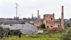 Vistas de la mina de La Tortilla y Los Lores de Linares