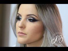Maquiagem passo a passo por Juliana Balduino