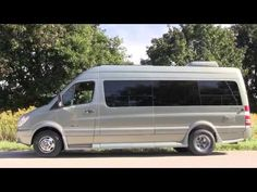 2016 Roadtrek E Trek Class B Van Camper Factory Video By Dick Gore's RV World - YouTube