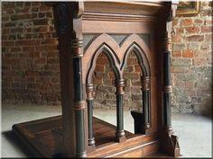 gótikus bútor, antik bútorstílusok Arch, Outdoor Structures, Palace, Modern, Fill, Vintage, Antiques, Antiquities, Longbow