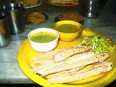 Faffda & Jalebi...Chandravilas , Ahmedabad