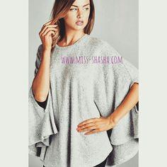 Selling this Fall's Essential ~ Blanket Poncho in my Poshmark closet! My username is: miss_shasha. #shopmycloset #poshmark #fashion #shopping #style #forsale #Jackets & Blazers
