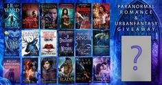 #UrbanFantasy & #Paranormal #Romance THE 100 GIVEAWAY #PNR #UF