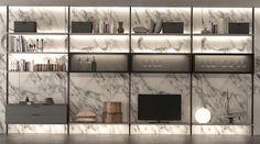 Shelving, Design, Home Decor, Libraries, Shelves, Decoration Home, Room Decor, Shelving Units