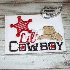 Lil Cowboy - Beau Mitchell Boutique