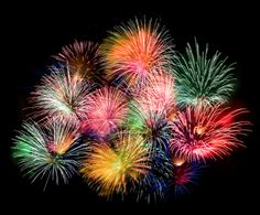 Want a tattoo of fireworks on the back of my shoulder.