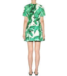 mytheresa.com - Embellished jacquard dress - Luxury Fashion for Women / Designer clothing, shoes, bags