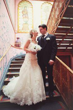 "http://www.theoverwhelmedbride.com ""Wedding Feature: Gemma & Gregg"""