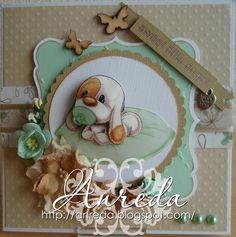 New Born Baby Card