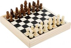Schaakspel Reisvariant 15 X 15 X 2 Cm - SpeelgoedFamilie. Alter, Chess Pieces, Playing Games, Closet Storage, Viajes, Colour