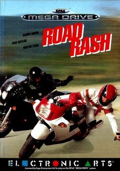 Road Rash (sega megadrive) - got