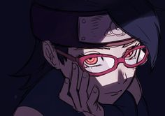 Sarada is honestly the only character from Boruto that I like. Her character seems more legit. I think she should have been the main character instead of friggin bratty chunnin cheatin' Boruto Naruto Minato, Naruko Uzumaki, Itachi Uchiha, Anime Naruto, Sasuke Sakura Sarada, Boruto And Sarada, Susanoo, Naruto Cute, Naruto Girls