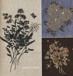 Haute Couture Beads Motif 100 - Japanese Bead Embroidery Stitch Pattern Book - Keiji Tagawa - B395-8 | Flickr - Photo Sharing!