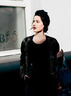 Turban Schleife, schwarzer Turban, stylischer Turban, ausgefallener Turban, retro Outfit, Gatsby Outfit, Mode Blog, Fashion Blog, Like A Riot. Retro Fashion, Retro Look, 20s
