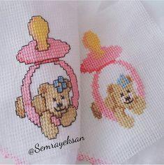 Baby Cross Stitch Patterns, Cross Stitch Baby, Baby Knitting Patterns, Cross Stitch Designs, Disney Pins, Baby Design, Baby Shower Favors, Blackwork, Buddha