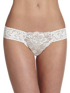 Hanky Panky - Lady Catherine Lace Thong