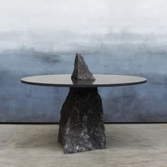 Dutch designer Lex Pott imagined a furniture collection titled Fragments for the design platform The Future Perfect. Three of the pieces are tables that play on Marble Furniture, Furniture Design, Geometric Furniture, Natural Furniture, Outdoor Furniture, Home Design, Design Art, Artwork Design, Interior Design