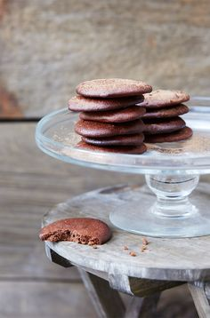 Chewy Chocolate Cookies – Honestly Healthy Food