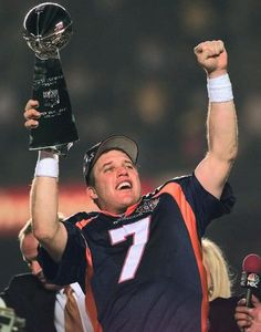1997 Denver Broncos Super Bowl XXXII : 10 wild-card teams that made it to the Super Bowl