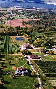 Sunset Hills Vineyard, Purcellville