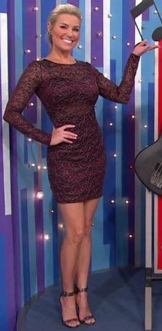 Beautiful Rachel Reynolds. Air date 8/30/17