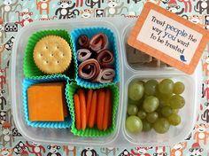 Big Kid Fake Lunchables Bento #734 by Wendy Copley, via Flickr