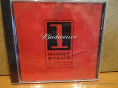 Budweiser Presents: One Night Stand - Beer, Music, . CD / EMI - 2002. 8 TEMAS.- PRECINTADO