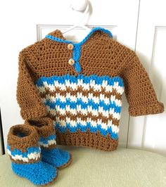 A personal favorite from my Etsy shop https://www.etsy.com/listing/290240131/hooded-sweater-baby-boy-hooded-pullover