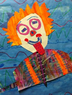 SJS Art Studio: Clowning Around