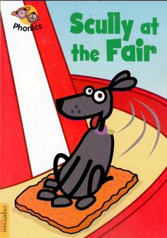 Scully at the Fair - Phonics Early Reader - (Expresso Education) - NEW