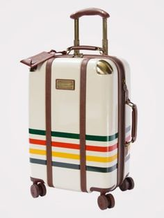 20' GLACIER STRIPE SPINNER LUGGAGE